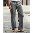 J. America Women's Vintage Zen Fleece Sweatpants - Women's fleece sweatpants. Blank product.