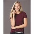 JERZEES Dri-Power® Women's 50/50 T-Shirt - Women's long sleeve 50/50 t-shirt. Blank.