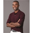 JERZEES Ringspun Cotton Pique Sport Shirt - 100% Ringspun Pique Sport Shirt