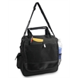 Liberty Bags Northwestern Top Loading Square Briefcase - Northwestern Top Loading Square Briefcase