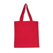 Liberty Bags Nicole Tote - Cotton canvas tote. Blank product.