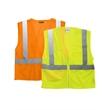 ML Kishigo Ultra-Cool™ Mesh Vest with Pockets - 100% polyester mesh vest pockets. Blank product.