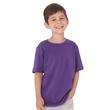 Next Level Youth Cotton Crew - Next Level Youth Premium Jersey Short Sleeve Crewneck T-Shirt, blank.