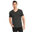 Next Level CVC Short Sleeve V - CVC V-Neck T-Shirt, blank.