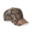 Outdoor Cap Camo Cap - Brushed cotton / polyester camouflage cap. Blank product.
