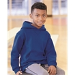 Russell Athletic Youth Dri Power® Hooded Pullover Sweatshirt - Youth Dri Power® Hooded Pullover Sweatshirt