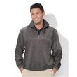 Sierra Pacific Fleece Quarter-Zip Pullover - Polyester 1/4 zip fleece pullover. Blank product.