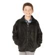 Sierra Pacific Youth Fleece Full-Zip Jacket - Youth fleece jacket, blank.