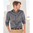 Tommy Hilfiger Capote End-on-End Chambray Shirt - Capote End-on-End Chambray Shirt