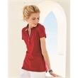 Tommy Hilfiger Women's Classic Fit Ivy Pique Sport Shirt - Women's Classic Fit Ivy Pique Sport Shirt