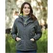 Weatherproof Women's VRY WRM Turbo Jacket - Insulated jacket with interior bib, women's
