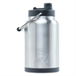 RTIC Half Gallon Stainless Steel Jug - RTIC Half Gallon Stainless Steel Bottle. Double Wall vacuum insulated. Holds ice for up to 24 hours.
