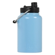 RTIC Half Gallon Carolina Blue Stainless Steel Jug - RTIC Half Gallon Carolina Blue Stainless Steel Bottle. Double Wall vacuum insulated. Holds ice for up to 24 hours.