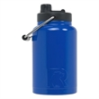RTIC Half Gallon Royal Blue Stainless Steel Jug - RTIC Half Gallon Royal Blue Stainless Steel Bottle. Double Wall vacuum insulated. Holds ice for up to 24 hours.