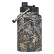 RTIC Half Gallon Camo Stainless Steel Jug - RTIC Half Gallon Camo Stainless Steel Bottle. Double Wall vacuum insulated. Holds ice for up to 24 hours.