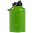 RTIC One Gallon Lime Green Stainless Steel Jug - One gallon stainless steel jug with extra-wide opening, handle, double wall vacuum insulation and customization options.