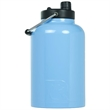 RTIC One Gallon Carolina Blue Stainless Steel Jug - RTIC One Gallon Carolina Blue Stainless Steel Jug. Double Wall vacuum insulated. Holds ice for up to 24 hours.