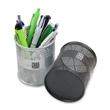 Desktop Pen Holder,Metal Ballpen Holder