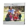 "4"" x 6"" Elan Photo Frame - Aluminum photo frame, holds 4 x 6 photo."