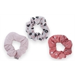 Full-Color Scrunchie - Full-color, full-bleed scrunchie with ability to add hang tag and woven tag.