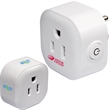 Wi-Fi Smart Plug - Wi-Fi Smart Plug. Includes timer and appointment function.