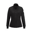 Bulwark Women's Zip Front Fleece Jacket-Cotton/Spandex Blend - Women's Zip Front Fleece Jacket-Cotton/Spandex Blend