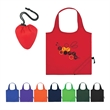 "Foldaway Tote Bag - Foldaway Tote.  Made of 210 Denier Polyester.  18"" Handles.  Tote Folds into Self-Contained Pouch with Drawstring Closure."