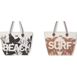 Shoulder Tote - Beach Canvas Shoulder Tote bag.  Available in 2 colors.