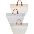 Shoulder Tote - Beach Canvas Shoulder Tote bag.  Available in 3 colors.