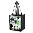Couple Things Full Color Glossy Grocery Shopping Tote Bag