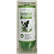 DentaBall - Long lasting mint flavored pressure packed promotional pet tennis balls