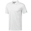 Adidas Pine Cone Critter Printed Polo Shirt