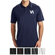 Sport-Tek Micropique Sport-Wick Piped Polo - Polo shirt made from 100% polyester tricot material.