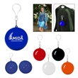 Poncho Ball Key Chain - Poncho in convenient carrying ball.