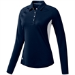 Adidas Women's Ultimate365 Climacool Long Sleeve Polo Shirt