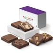 Custom Half Dozen - Delightful gift hand packed containing sampling of our six most popular brownies.