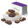 Custom Treasure Cookie & Morsel Combo - Cookie and brownie combination hand packed in a treasure box.