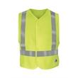 Bulwark Hi-Visibility Flame-Resistant Safety Vest - Hi-Visibility Flame-Resistant Safety Vest