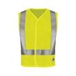 Bulwark Hi-Visibility Flame-Resistant Mesh Safety Vest - Hi-Visibility Flame-Resistant Mesh Safety Vest