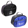 """Polar Lunch Bag - Lightweight lunch bag has 3"""" deep insulated interior with double zippered enclosure."""