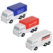 Delivery Truck Stress Reliever - Delivery truck shape stress reliever.