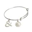 Bangle Bracelet - Bangle Bracelet with Charms