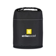 Taylor Lunch Cooler - Taylor lunch cooler made of polyester with PEVA heat-sealed lining and an 11 can capacity.