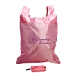 Clip-It Tote - Tote bag made of 190T denier polyester, folds down into a pouch.