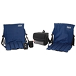 Coleman Ultimate Stadium Package - Stadium set that includes a nine-can collapsible cooler with liner, binoculars and two stadium seats from Coleman