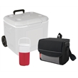 Cooler Package - Package Contains: 1 60 quart wheeled cooler, 9 can collapsible cooler, and 1 2 liter jug