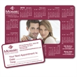 """Calendar Picture Frame Magnet - 5 1/2"""" x 7 1/4"""" calendar picture frame magnet with rectangular punch out design."""