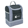 Two-Tone Insulated Lunch Bag - Two-Tone Insulated Lunch Bag