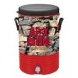 Igloo 5 Gallon Beverage Cooler - Igloo 5 gallon red/black beverage cooler.
