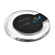 """Pod Wireless Charger - 3.88"""" x 3.88"""" x 0.38"""" wireless charger that charges newer smartphones."""